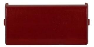 E30KG10 CH TYPE G LENS RED BLANK
