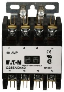 C25ENF430A CH DP CONT 30A 4P OPN 120V