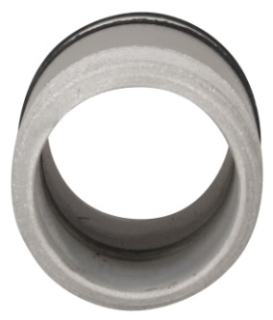 E26BHM CH E26 20MM EXT TUBE, 3/4 NPT- CLEAR ANDOZED ALUMINUM