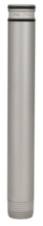 E26BJM CH E26 160MM EXT TUBE, 3/4 NPT- CLEAR ANODIZED ALUMINUM