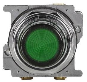 10250T397LGD2A CH ILL-PUSHBUTTON FV 120VAC GREEN LED