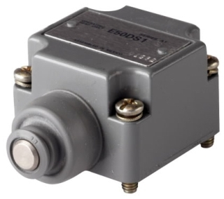 E50DS1 CH E50 LIMIT SWITCH HEAD, SIDE PUSH PLUNGER, SPRING RETURN
