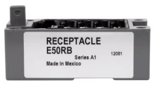 E50RB CH E50 SURFACE MOUNT RECEPTACLE