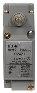 E50SG CH E50 SWITCH BODY 1NO-1NC