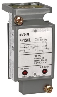E51SCL CH IND PROX SWITCH BODY ONLY