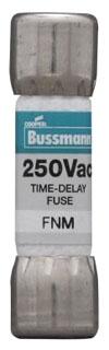 FNM-1-4/10 BUS 250V FUSE TRM 1-4/10