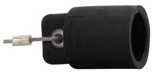 A100602-19 C-H CONN E1016 F PROT CAP W/CORD RD 66227522923