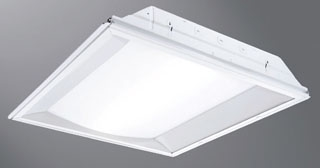 22FR-LD4-32-UNV-L840-CD1-U METALUX LED, 2'X2' FR SERIES, 3300 LUMENS, 4000K, UNV 0-10V DIMMING