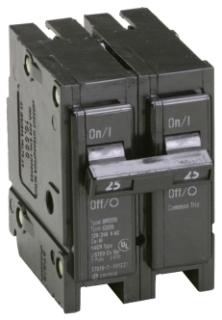 BR225 CH CIRCUIT BREAKER 2P 25 AMP 120/240V