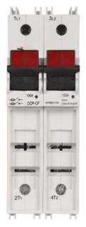 CCP-2-100CF BUS 2-POLE COMP CIRCUIT PROTECTOR 600VDC 100A (1)