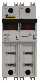 CCP-2-30CF BUS COMPACT CIRCUIT PROTECTOR 2 POLE30A CF