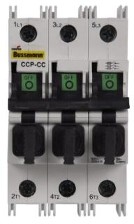 CCP-3-30CC BUS FUSE COMPACT CIRCUIT PROTECTOR 3POLE CLASS CC (1)