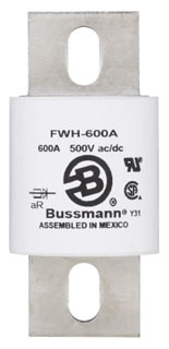 FWH600A BUS 500V SEMICONDUCTOR FUSE