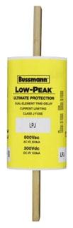 LPJ125SP BUS FUSE LOW-PEAK CLASS J 125A