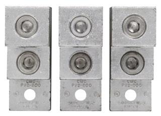 LUG5-3 BUSSMANN TERMINAL LUG 2X (#2-600MCM)-3LUGS (1)