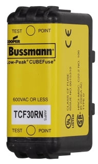 TCF30RN BUS 30A CUBE FUSE NON-IND (1)
