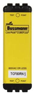 TCF80RN BUSS CUBEFUSE 80 AMP NON-INP