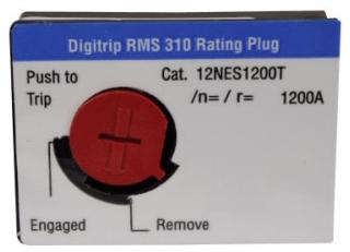 12NES1200T CH RATING PLUG 1200A ND BKR 78667926080