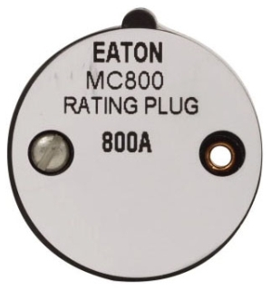 8MC800 CH TYPE MC FIXED RATING PLUG 800A CONTINUOUS 78667914988