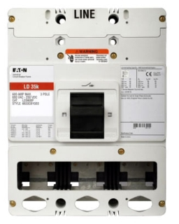 HLDB3600FT33W C-H SERIES C NEMA L-FRAME (FRAME UNIT ONLY)