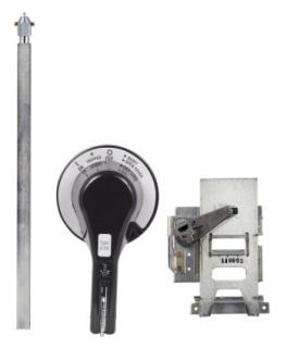 HM4R12 C-H L/MDL FRAME SERIES C ROTARY HANDLE 78667945905