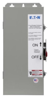 JFDN100 C-H Circuit Breaker Enclosure