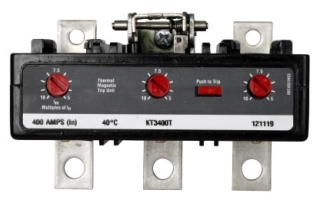 KT3250T C-H Series C NEMA K-Frame Trip Unit Only