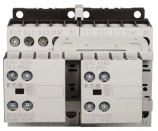 XTCR009B21A CH CONTACTOR 3P FVR 9A FRAME B 2NO1NC 110/50 120/60 COIL