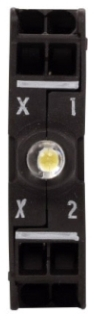 M22-CLED230-W CH WHT LGHT UNIT 85-264VAC CAGE LAMP