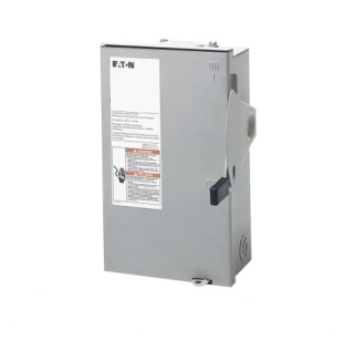 DG321NRB CH SAFETY SWITCH FUSIBLE 3P 30 AMP 240V NEMA 3R