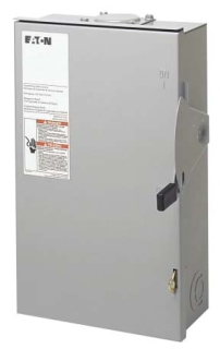 DG322NRB CH SAFETY SWITCH FUSIBLE 3P 60 AMP 240V NEMA 3R