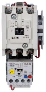 AN19DN0A5E020 CH C440 (4-20A) SZ 1 FVNR STR 120VAC STD