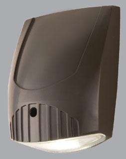 WP1850L LUMARK LED WALL PACK FLOOD, 1575 LUMENS, 5000K
