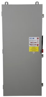 DH365FDK CH SAFETY SWITCH FUSIBLE 3P 400 AMP 600V NEMA 12