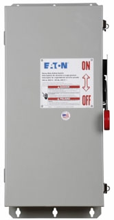 DH363UDK CH SAFETY SWITCH NON-FUSIBLE 3P 100 AMP 600V NEMA 12