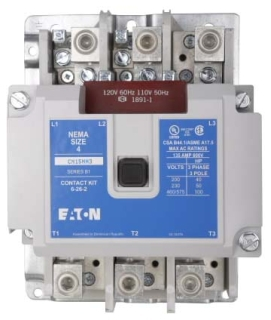 CN15NN2A CH NEMA OPEN 2P CONT SIZE 4 120V COIL