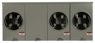 UHT3R2332TCH CH Multiple Meter Socket