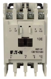 CE15CNS3BB CH IEC OPEN 3P CONT SZ C 240V COIL - FOR REPLACEMENT ONLY