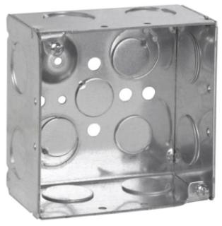 TP432 C-HINDS SQUARE BOX