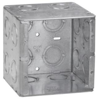TP692 C-HINDS 3G MASONARY BOX 3-1/2IN DEEP (3MB) (RACO 697)