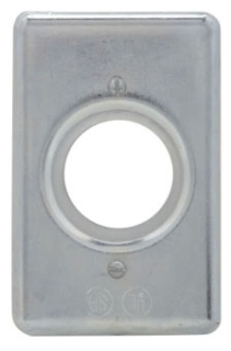 DS21 CRS-H RECEPTACLE COVER