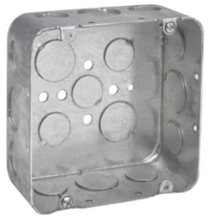 TP556 C-HINDS SQ BOX 4-11/16