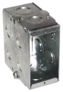 TP671 C-HINDS 2 1/2 DP GANGABLE MSRY 1/2 & 3/4 E KO 78618910671