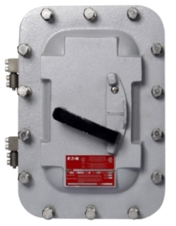 DS361UX C-H Heavy Duty Safety Switch