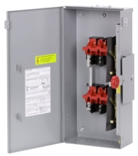 DT222URK-NPS CH GENERAL DUTY DOUBLE-THROW SAFETY SWITCH