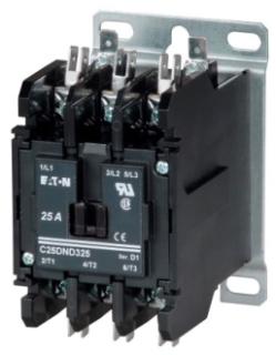 C25DND215A CH OPEN N-R 2P 15A DP CONT SCR/PP W/QC TERM 120VAC COIL
