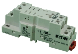 D7PAA CH D7 1 AND 2 POLE SOCKET