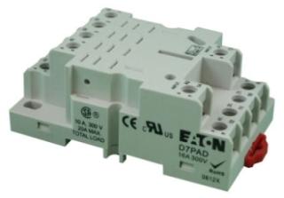 D7PAD CH D7 4P FINGER-SAFE SOCKET