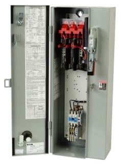 ECN1611AAC-R63/D CH COMBO FUSED NEMA 1 FVNR SZ 1 120VAC COIL