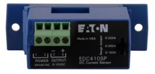 EDC2420SP CH CURRENT SENSOR,SPLIT,DC,4-20MA,50A-75A-100A ,24VAC/DC PWR
